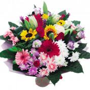 בלנקה זר פרחים 19