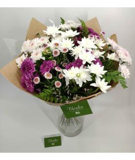 Hrizantemes Bouquet