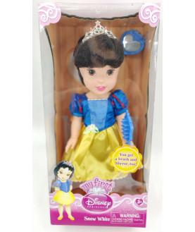 Принцесса бело снежка  кукла