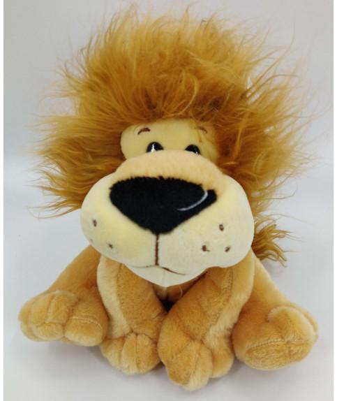 Львенок плюшевая игрушка